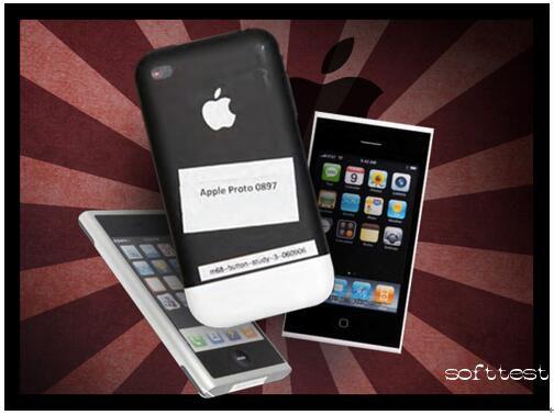那些永远不会实现的iPhone原型设计