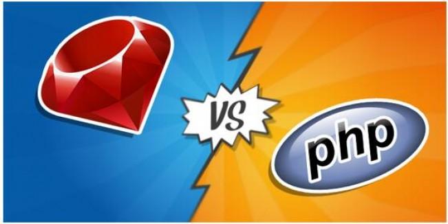编程语言对决:Ruby on Rails对PHP