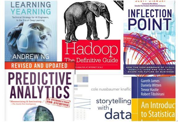 数据科学家不可错过的六部著作