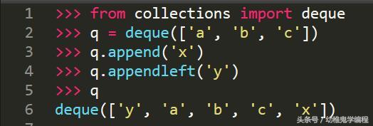 干货|python学习必须精通的几个模块