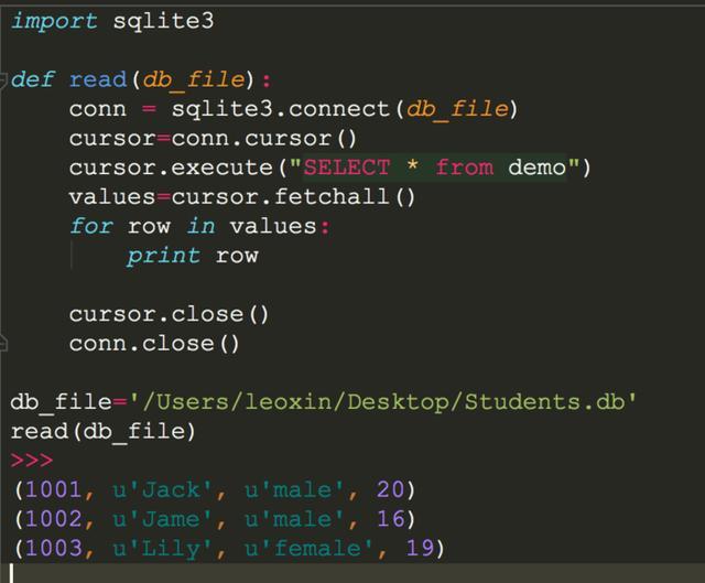 零基础Python数据库怎么学?大牛带你扬帆起航