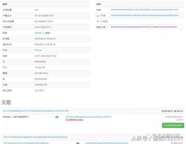 杨凯:初步认识区块链架构及其运作机制