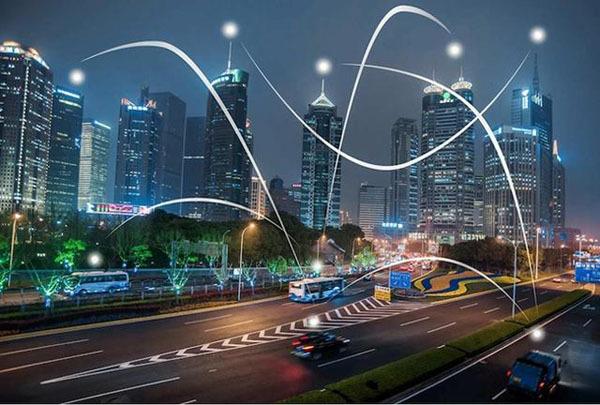 物联网  交通