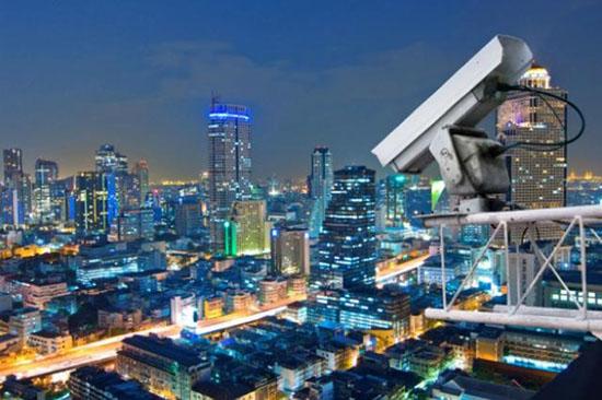 物联网   城市