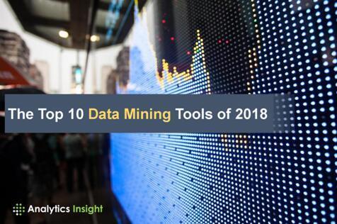 2018年值得拥有的十大大数据挖掘工具