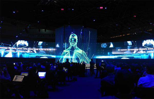华为徐直军:打造无所不及的智能,构建万物互联的智能世界