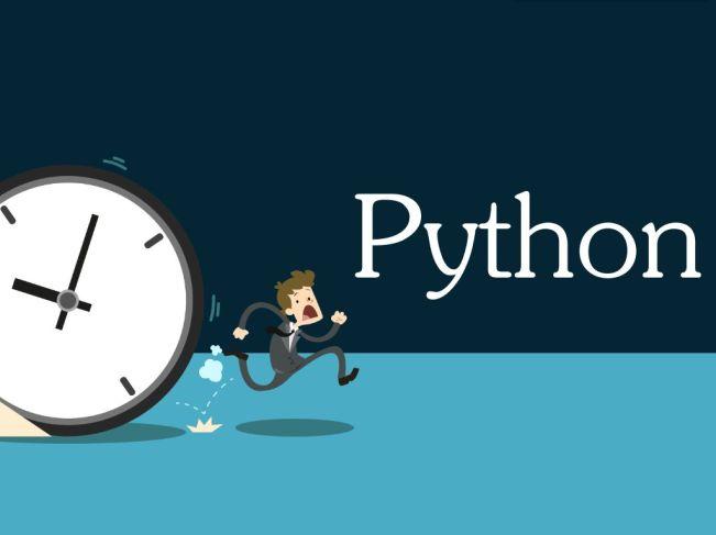 非科班的我如何自学Python在上海找到一份15K的工作?