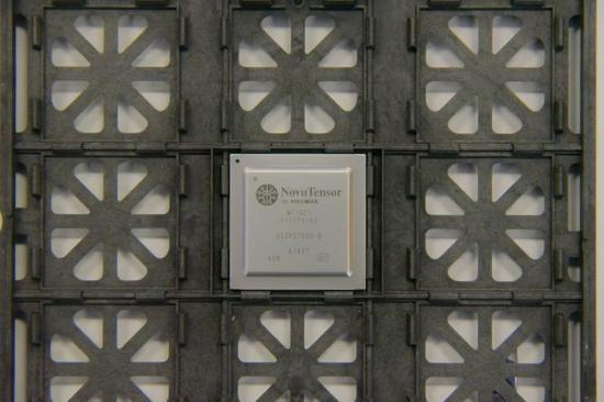 Novumind 的 NovuTensor 芯片
