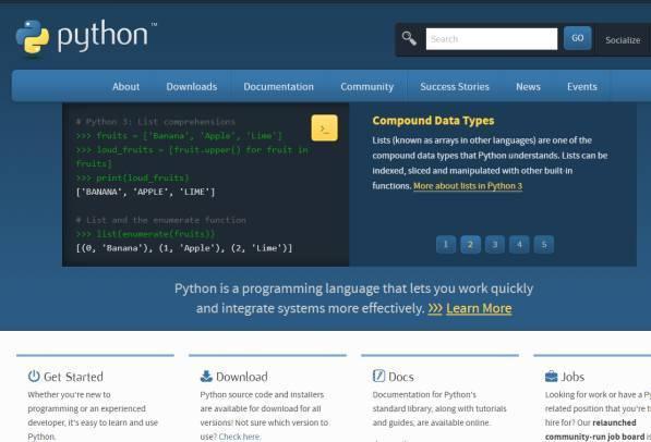 如何自学Python拿到25K的薪资?非常感谢这11个站点!分享给你!