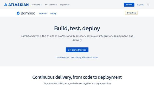 2018年最好的10个开源DevOps工具!