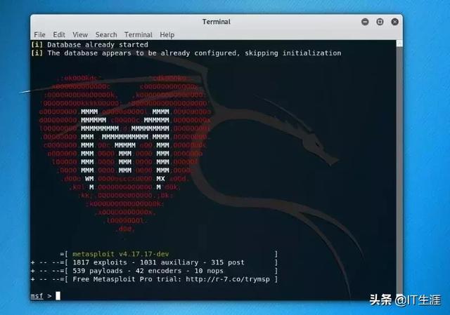 Kali Linux 下10个常用渗透工具